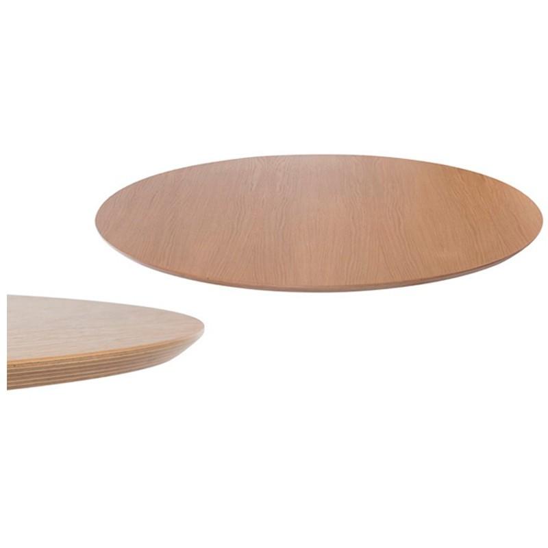 TABLERO COMPACTO Ø90cm  10mm espesor