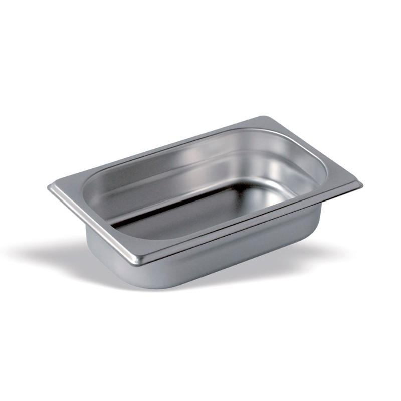 Cubeta 265x162x20 mm 1/4