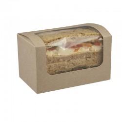 Caja sándwich 125 x 77 x...