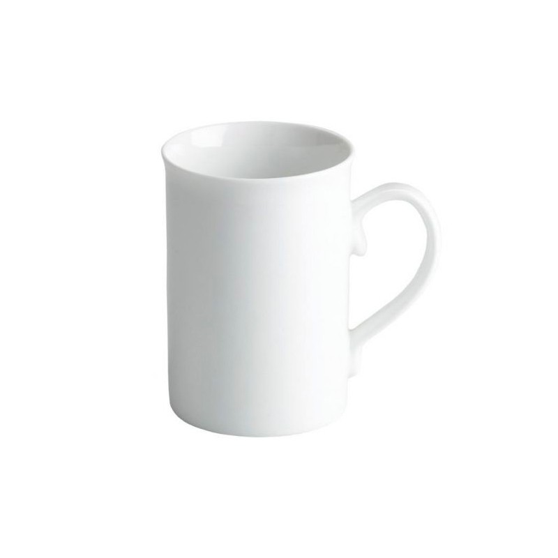 MUG RECTO INGLES 28 CL. ø7,5X10,5 CM.