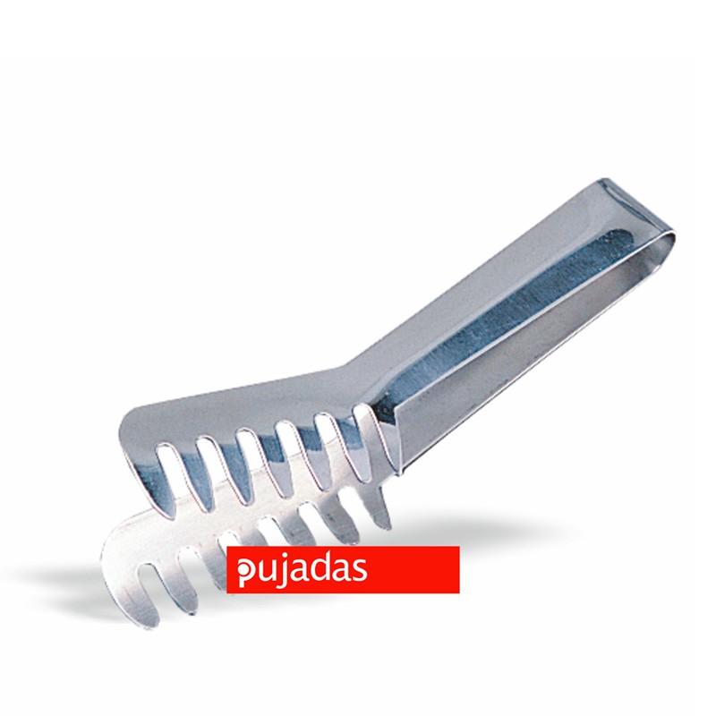 PINZA SPAGHETTI ACERO INOX. 19 CM