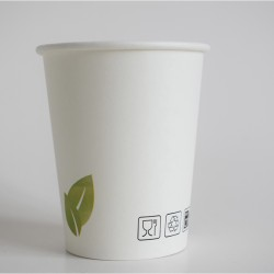Vasos de papel estampado...