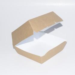 Porta hamburguesa de cartón...