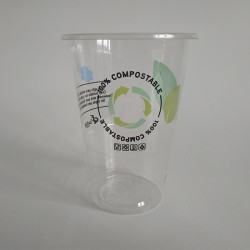 Vaso PLA compostable 35cl...