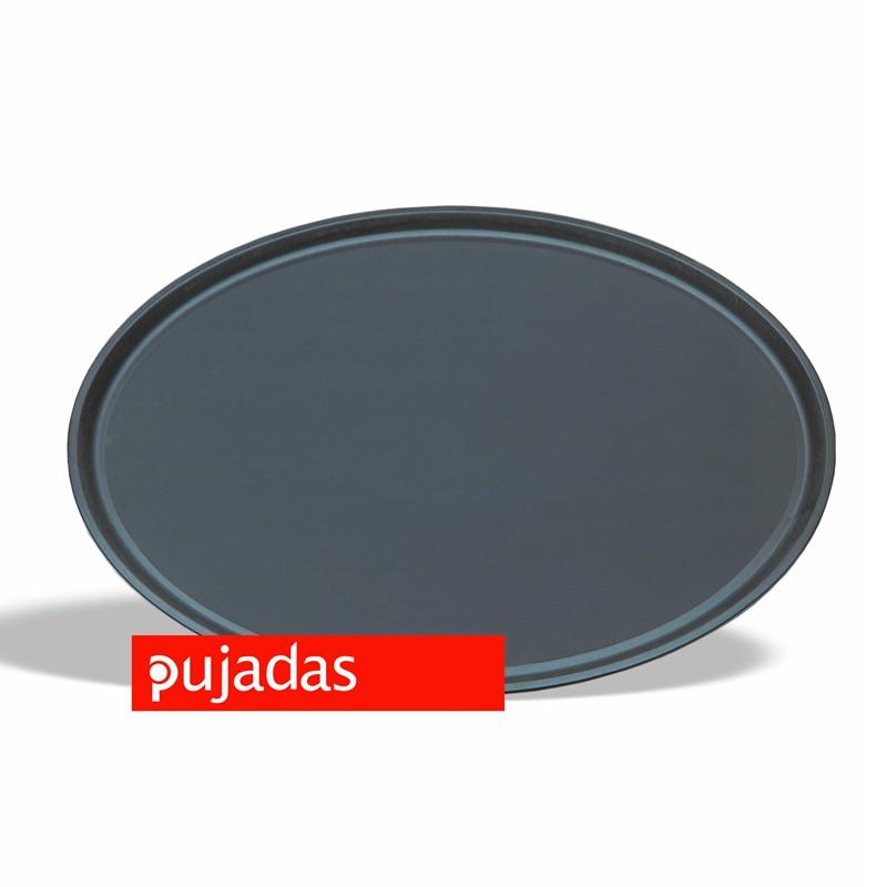 Bandeja antideslizante forma oval 68 cm.
