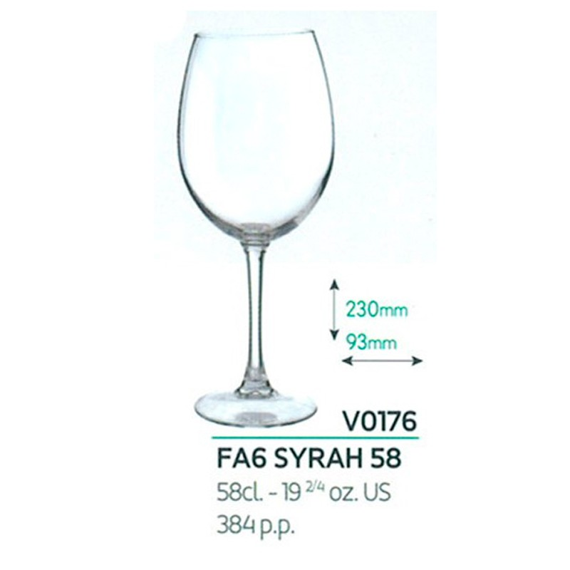COPA SYRAH 58 T FA6 H