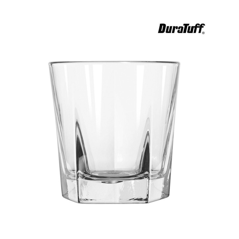 VASO BAJO INVERNESS DOBLE OLD FASHI 37cl(DURATUFF)     12u/c