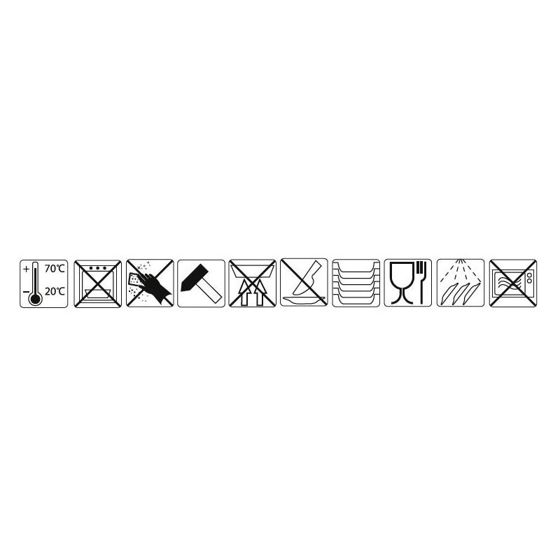 BOWL MING NEGRO 25x25x11,4cm                      6u/c