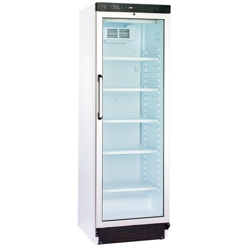 Vitrina expositora de refrigeración 345L 4,37kwh/24h