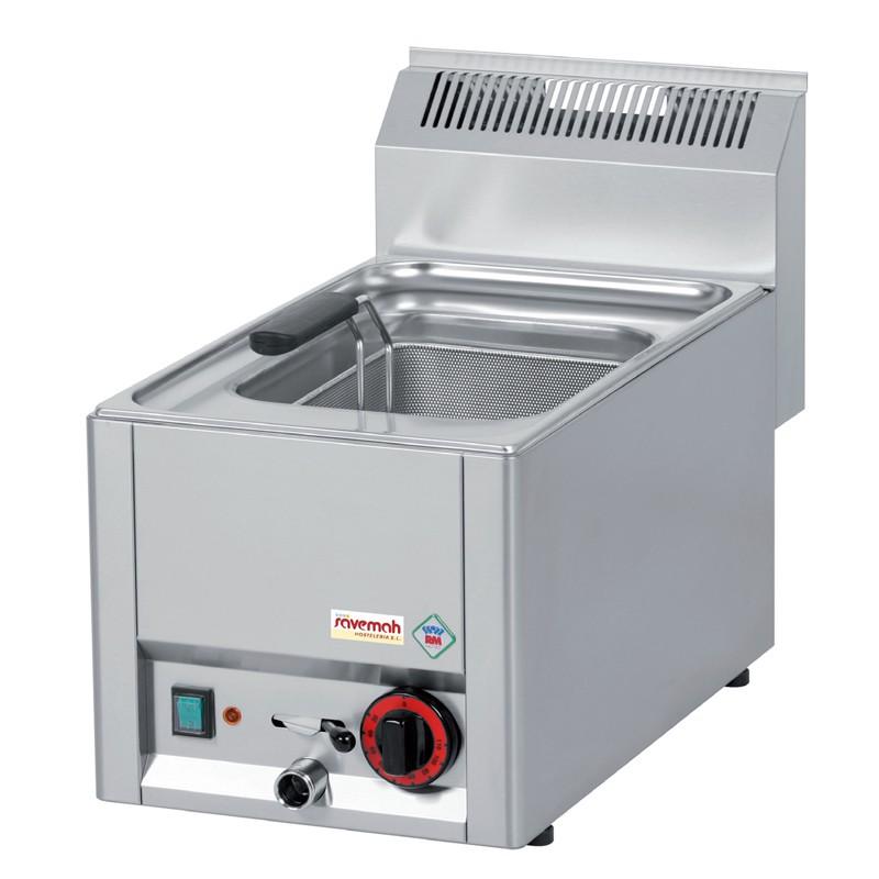 Cocinas serie 600 cuece pastas eléctricos 3KW 8kg