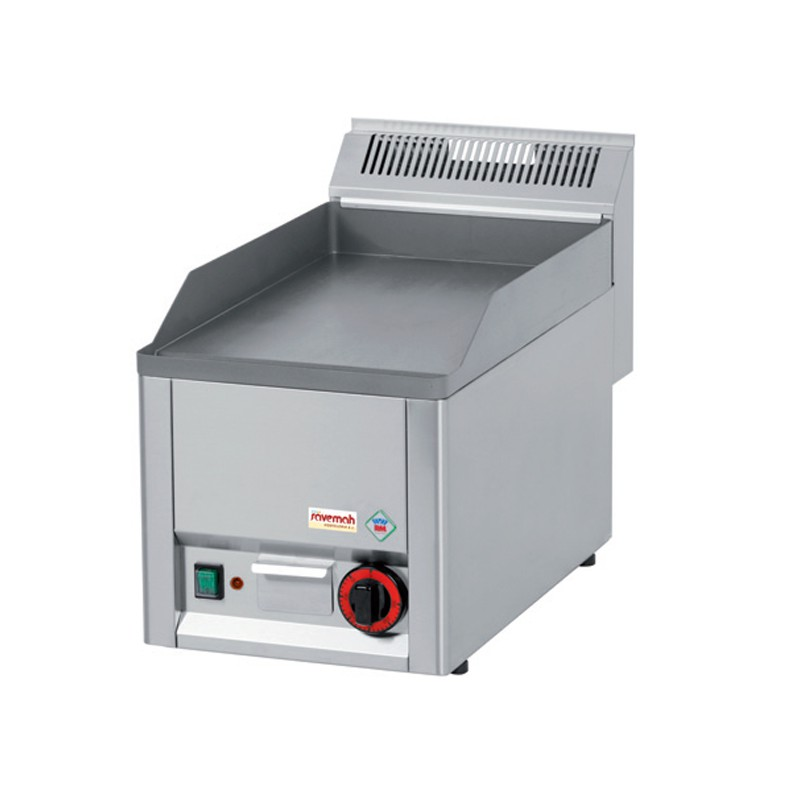 Cocinas serie 600 fry-top eléctricos 330x600x290 3kw 23kg