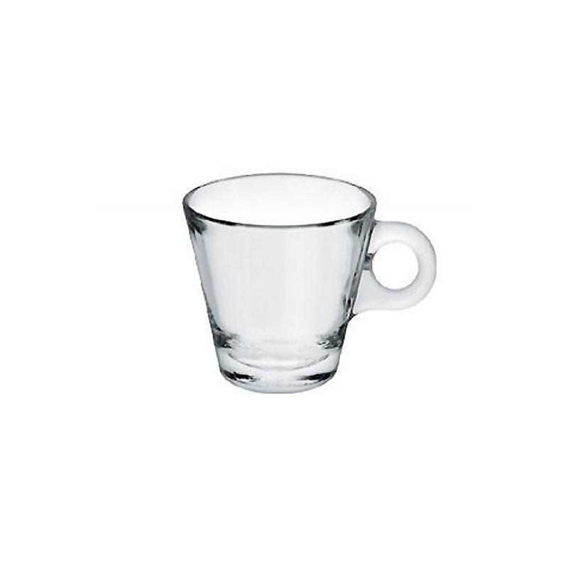 TAZA CAFÉ 80cc CONIC   ø6,5x5,7cm    6u/c