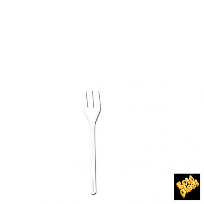 SET DE 50 TENEDOR PS MINI BLANCO                  30u/c