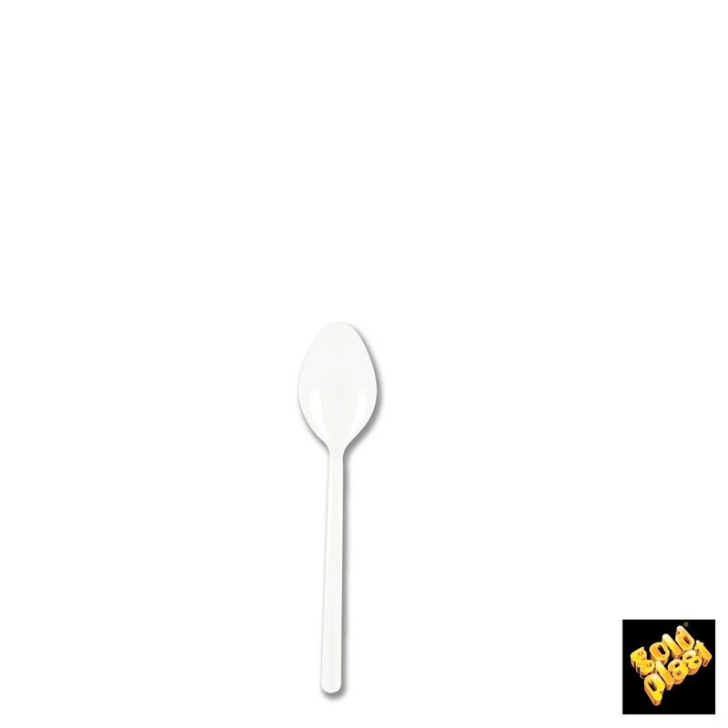 SET DE 50 CUCHARA PS MINI BLANCO                  30u/c