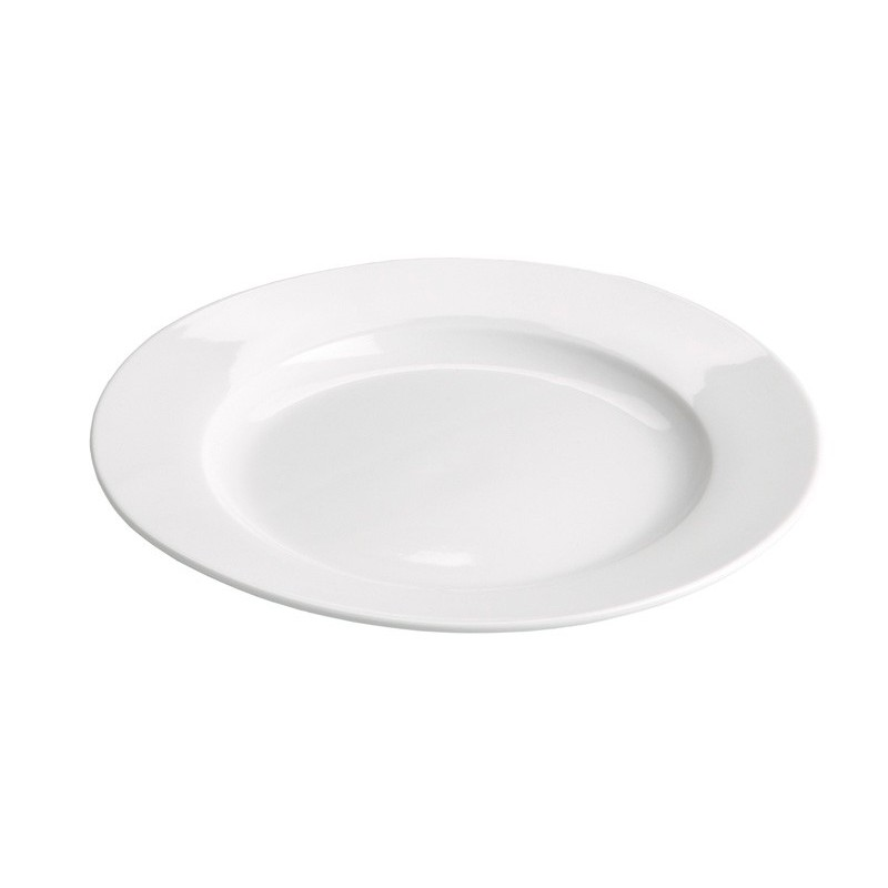 PLATO PAN REFORZADO ø15X2 CM. _ALA ANCHA 60u/c