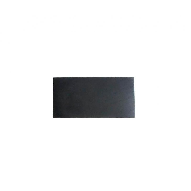 BANDEJA PIZARRA 25x13x0,5cm SOFT-AFRICA           24u/c
