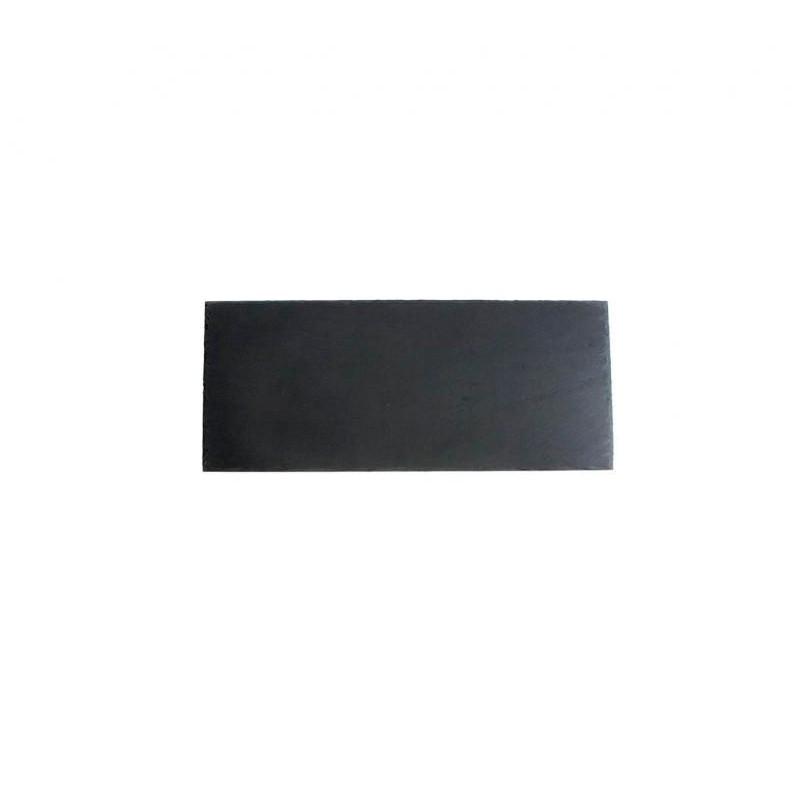 BANDEJA PIZARRA 30x13x0,5cm SOFT-AFRICA         12u/c