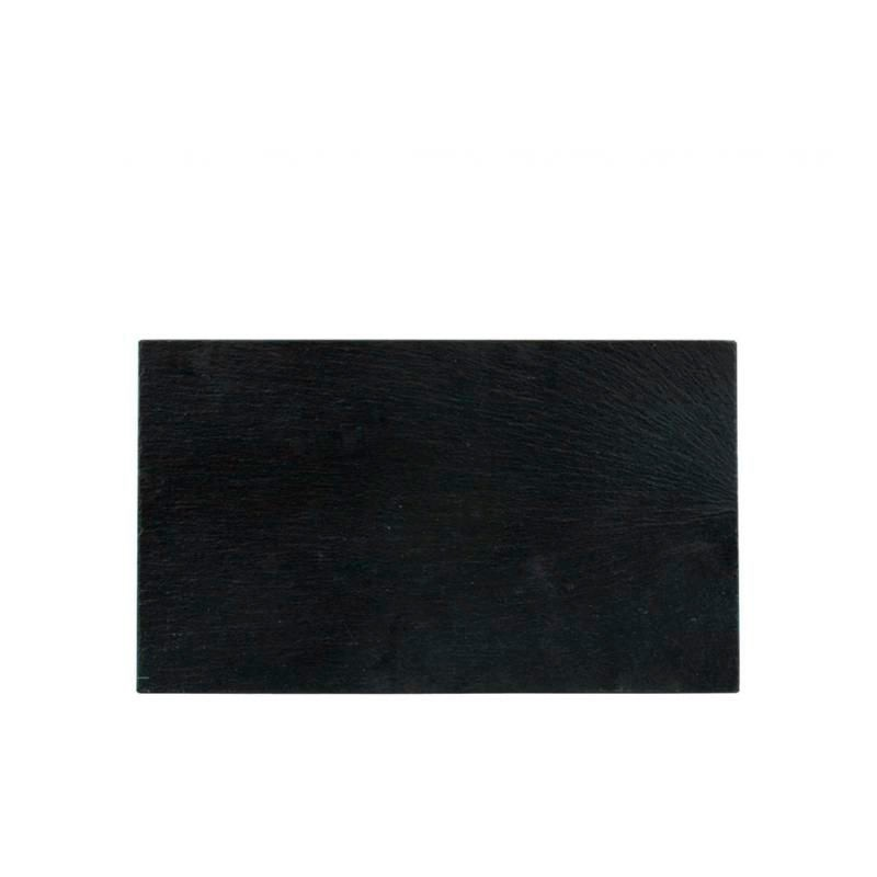 BANDEJA PIZARRA 40x25x0,6cm _AFRICA               12u/c