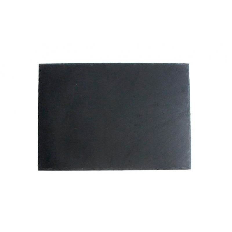 BANDEJA PIZARRA 41x29x0,5cm SOFT-AFRICA           12u/c