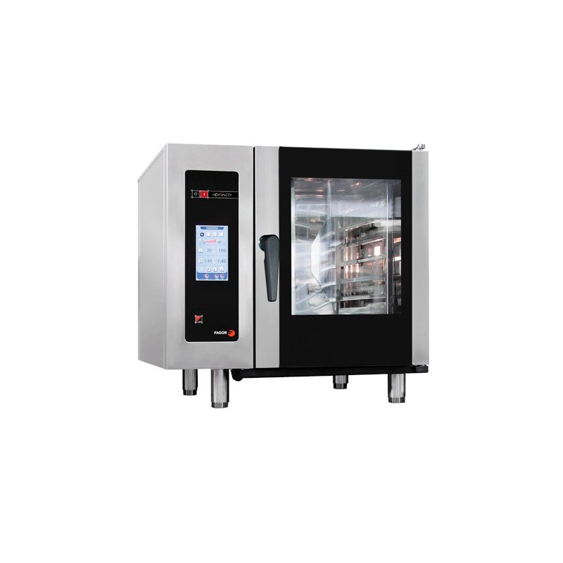 HORNO ELÉCTRICO 6GN-1/1 - 12GN-1/2 KW 10,20 MM 898X867X846