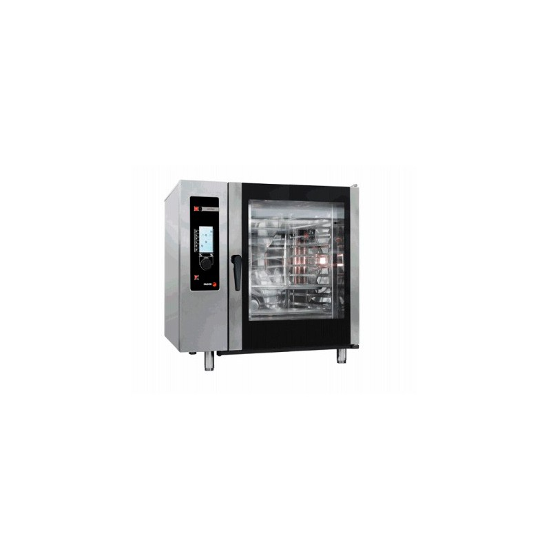 HORNO ELÉCTRICO 10 GN-2/1 - 20 GN-1/1 KW 31,20 MM 1130x1063x1117