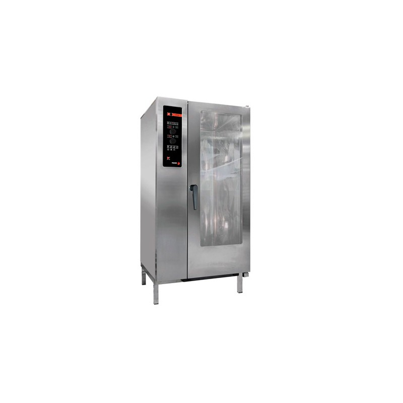 HORNO ELÉCTRICO 20 GN-1/1 - 40 GN-1/2 KW 38,40 MM 929x964x1841