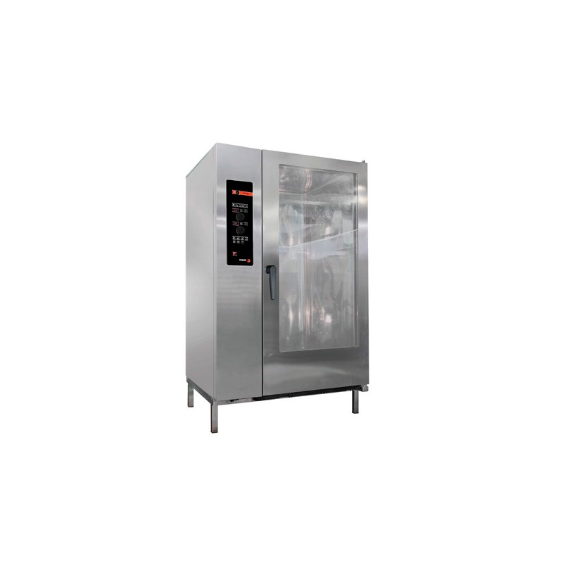 HORNO ELÉCTRICO 20 GN-2/1 - 40 GN-1/1 KW 62,40 MM 1162x1074x1841