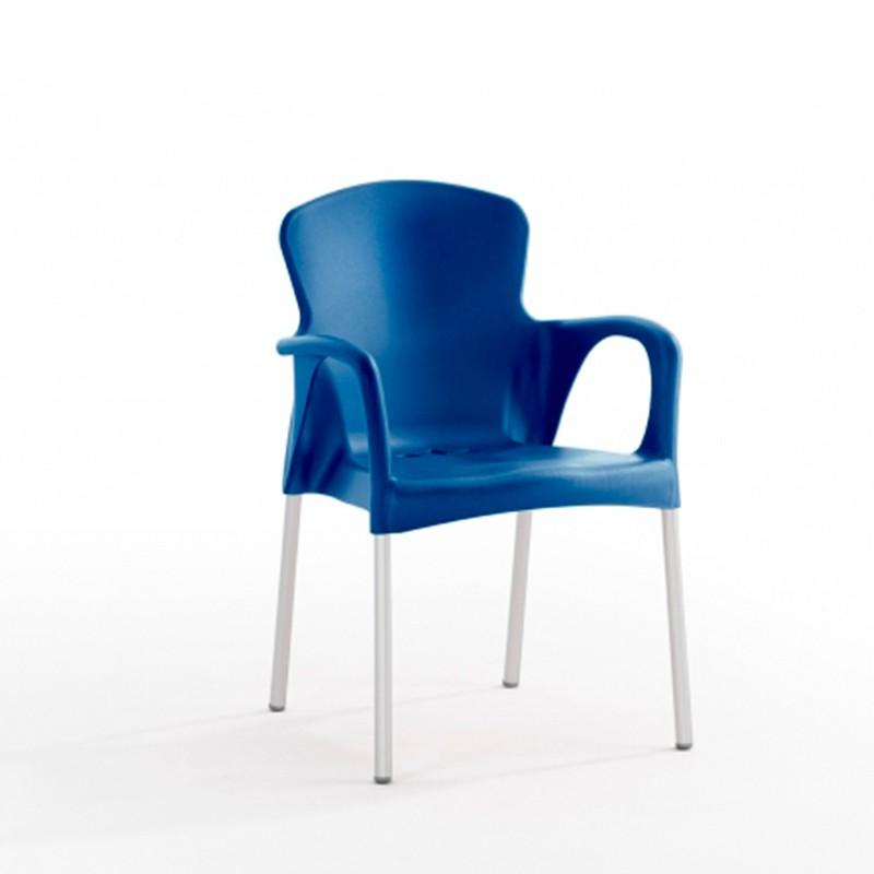 Silla Grace Azul