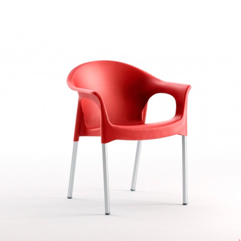 Silla Pia Rojo