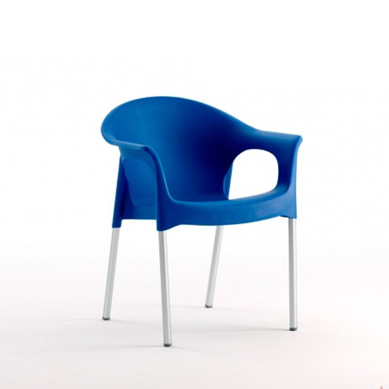 Silla Pia Azul