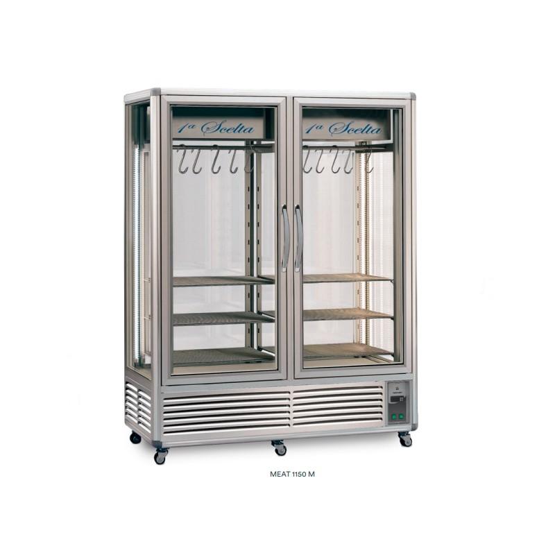 ARMARIO EXPOSITOR DE CARNES MEAT 1150M CON LED