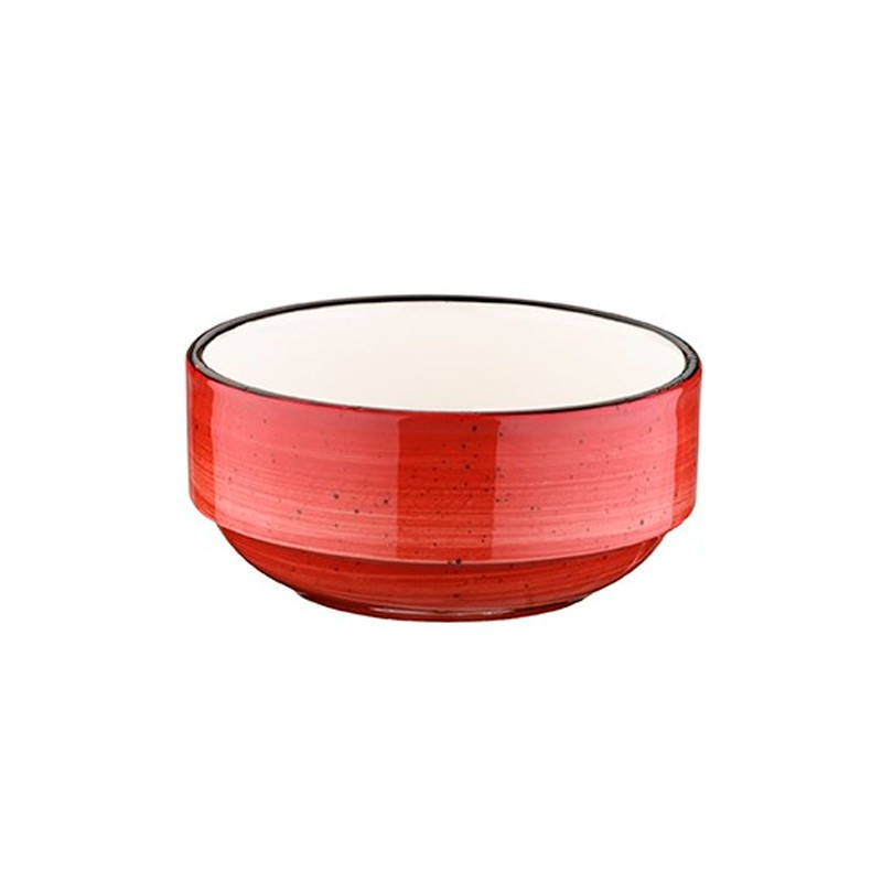 BOWL ø6CM, 3CL PASSION GOURMET RED