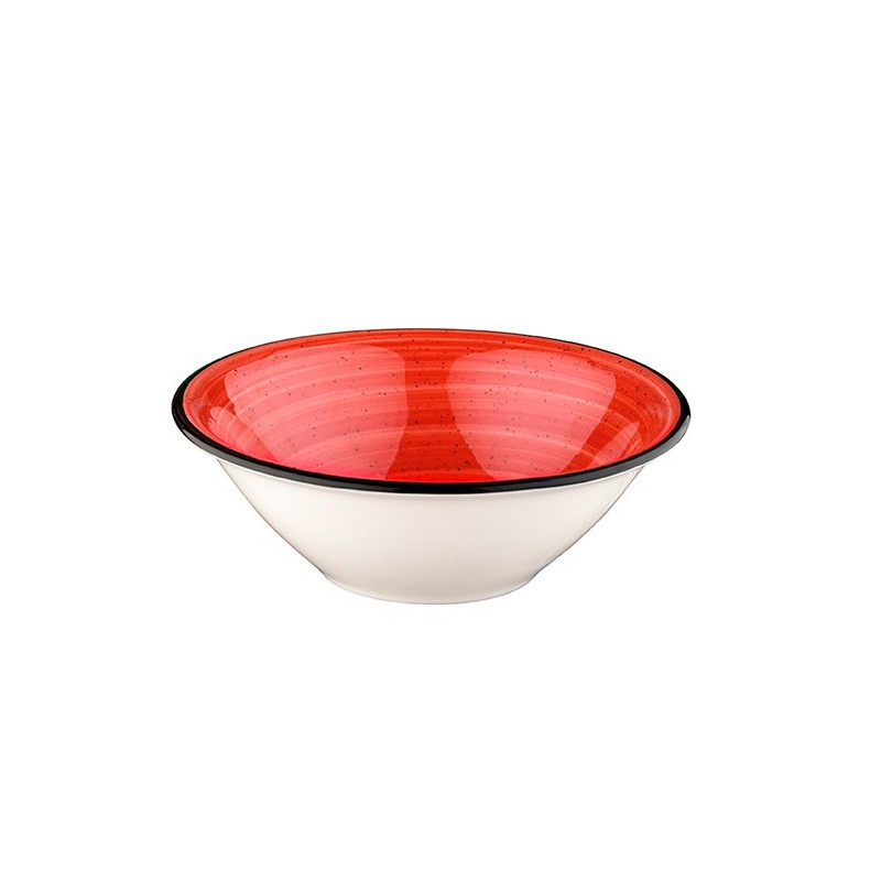 BOWL ø16CM, 40CL PASSION GOURMET RED