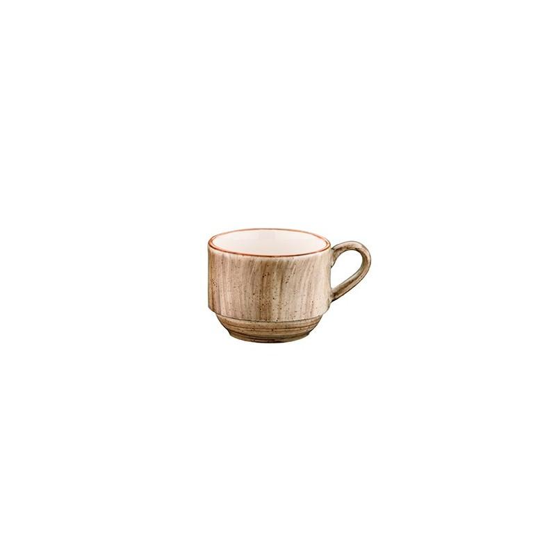 TAZA CAFE 9CL TERRAIN GOURMET BROWN               12u/c