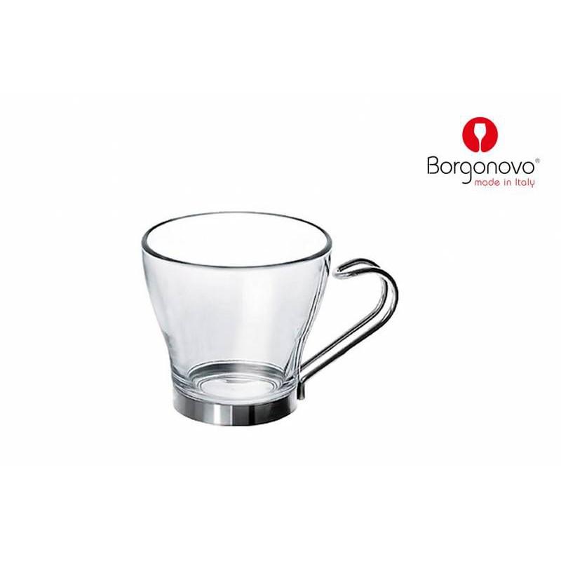 TAZA CAFE 110cc DEBORA    ø6,7x6,3cm
