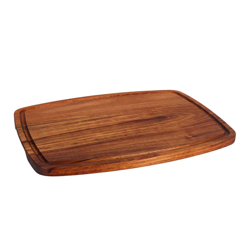 TABLA RECTANGULAR ACACIA 37x27,4x1,5 cm           6u/c