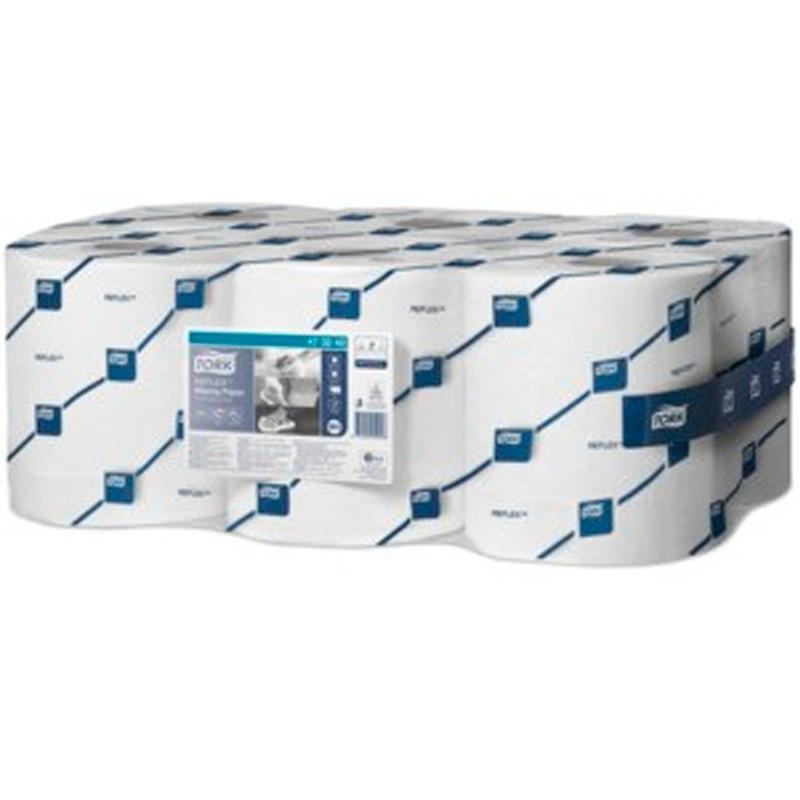 PAPEL DE SECADO TORK REFLEX™. 6 ROLLOS
