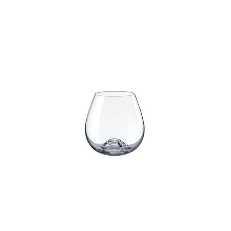 "VASO BURGUNDY 44cl ""WINE..."