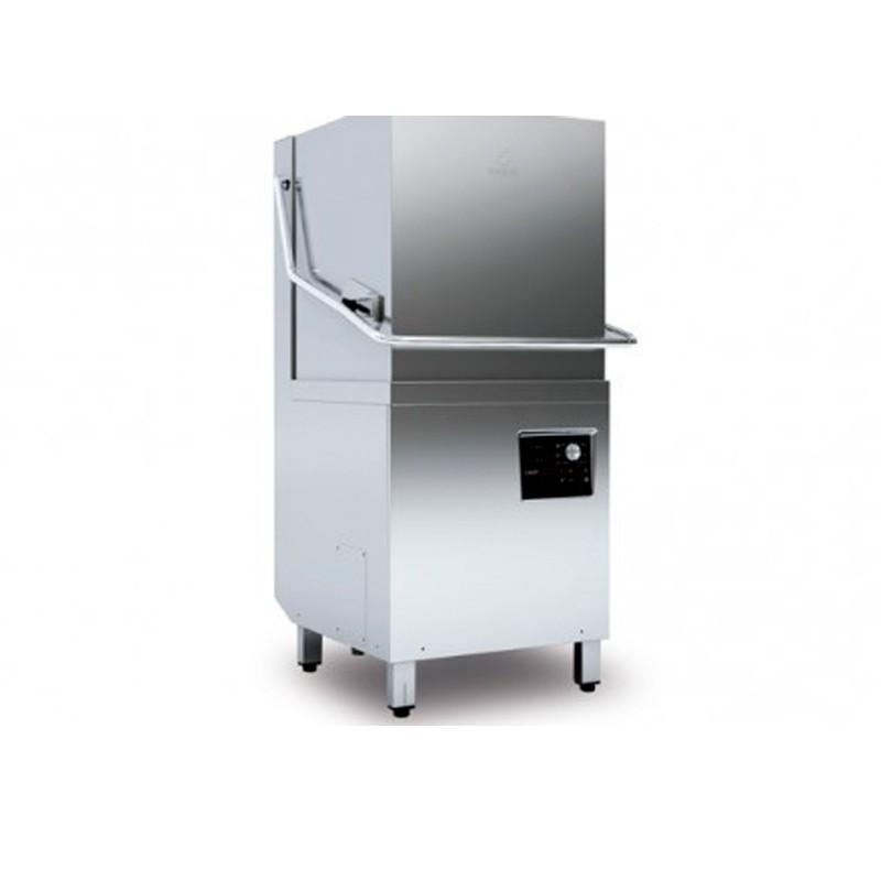 LAVAVAJILLAS DE CAPOTA E-VO CONCEPT CON DOSIFICADOR  MM 630X750X1465