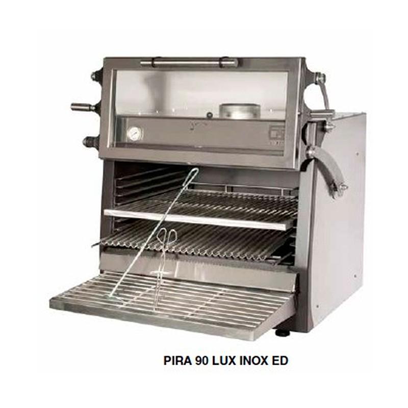 PIRA 90 LUX INOX ED PUERTA ELEVABLE