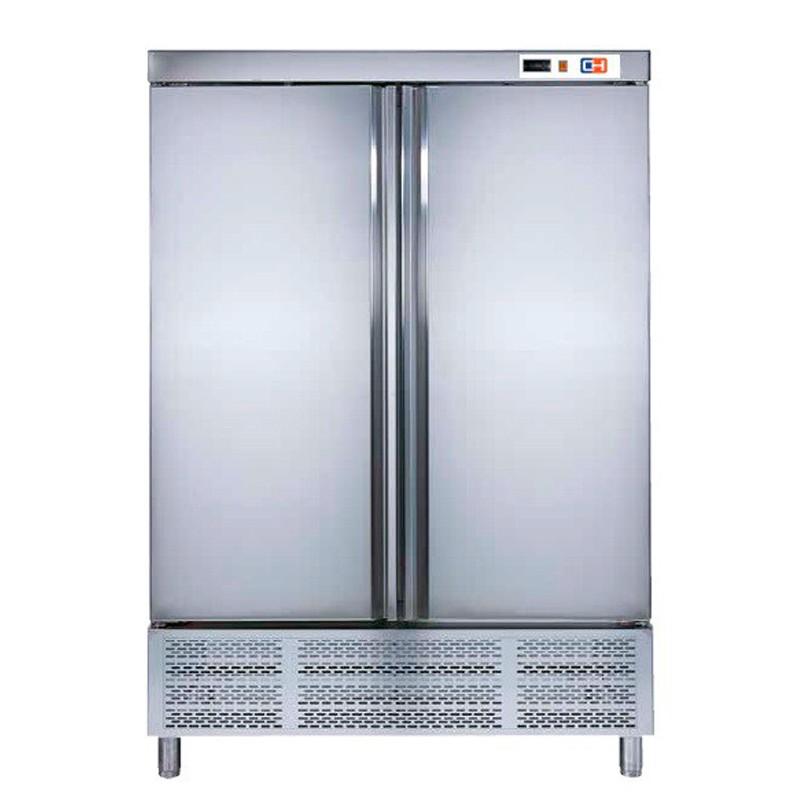 Armario Snack Refrigerado 4 medias  Puertas Fondo 726 de 1388 x726 x2067h mm W 675