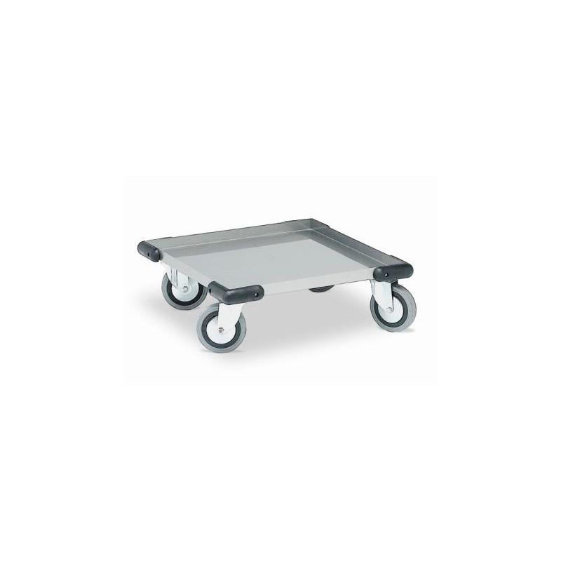 Carro para cestas sin asa 520x520x250