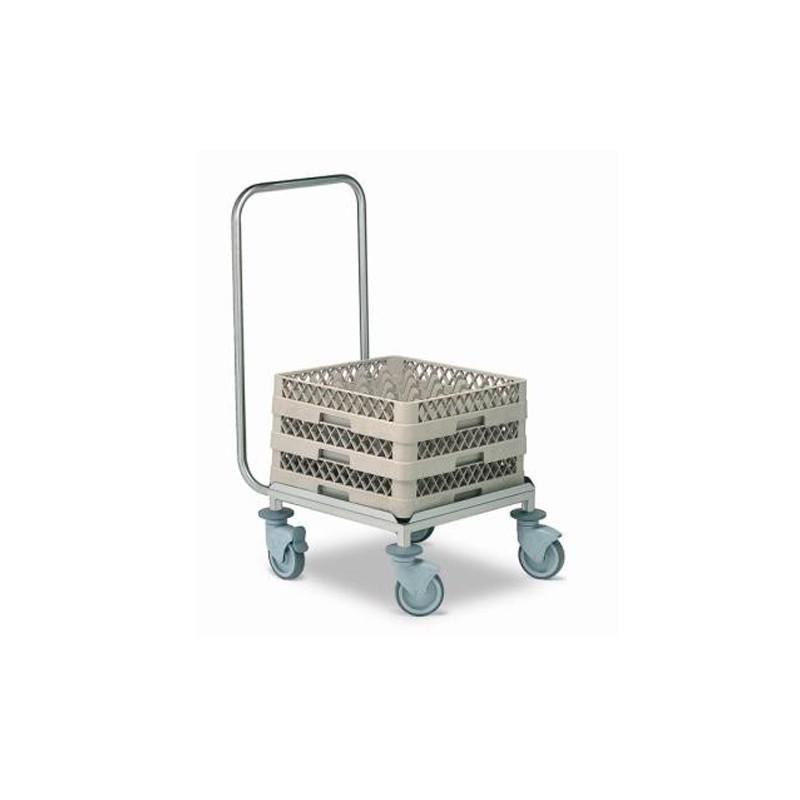 Carro para cestas con asa 731x634x1050