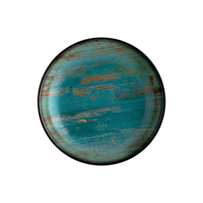 PLATO PAN GOURMET OMEYA ø17x2,2cm                 12u/c