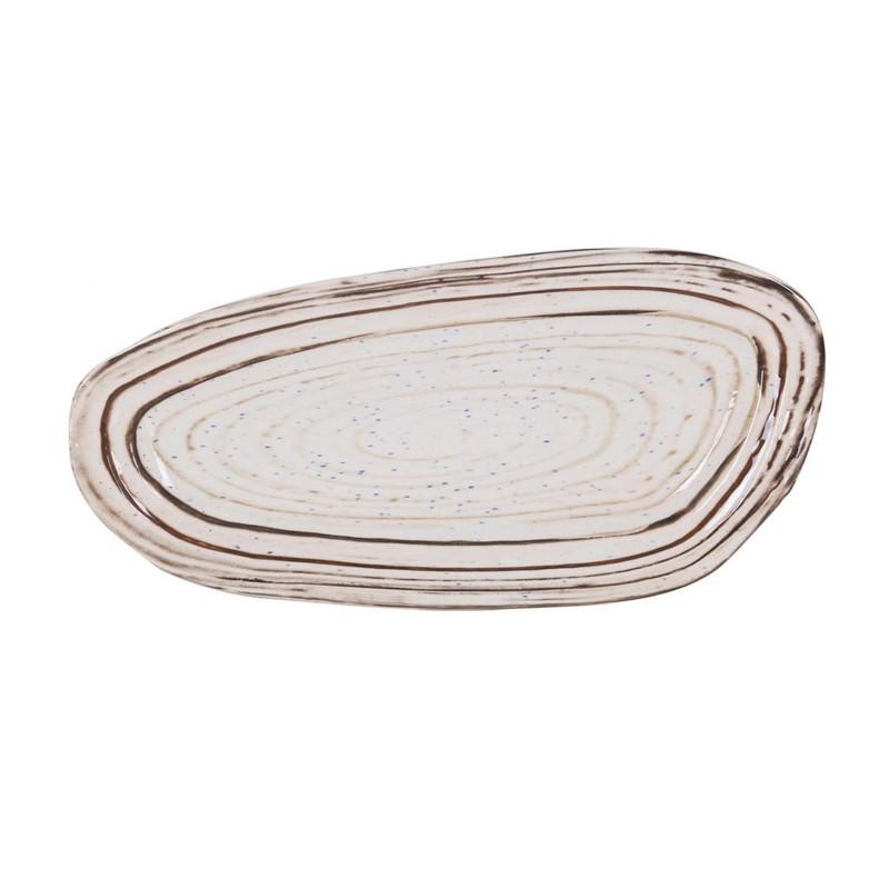 BANDEJA RECTANGULAR ANTIGO TIVOLI 36x17x2.5cm 6u/c