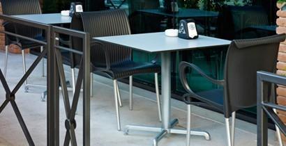 Pie para mesa plegable | CBB Hostelería