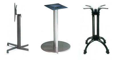 Bases para mesas | CBB Hostelería