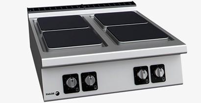 Cocinas eléctricas | CBB Hostelería