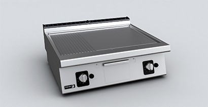 Fry-tops gama 700 | CBB Hostelería