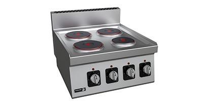 Cocinas eléctricas gama 600 | CBB Hostelería